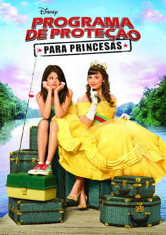 Poster Programa de Proteção para Princesas