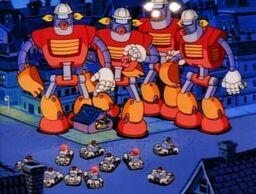Robottiryövärit