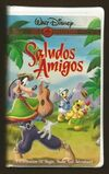 SaludosAmigos GoldCollection VHS