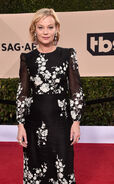 Samantha Mathis 24th SAG awards