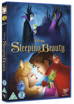Sleeping Beauty 2014 UK DVD