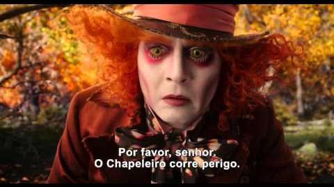 Teaser Trailer Legendado - Alice Através do Espelho