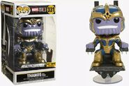 Thanos with Throne POP
