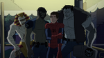 The Howling Commandos & Spider-Man USM 4