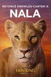 The Lion King (2019) - Adult Nala
