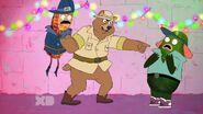 90s Adventure Bear