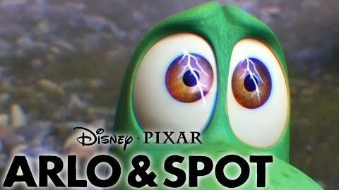 ARLO & SPOT - Ab 31. März auf DVD, Blu-ray™ und 3D Blu-ray™ Disney HD