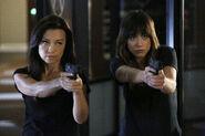 Agents of S.H.I.E.L.D. - 2x09 - ...Ye Who Enter Here - Photography - May and Skye
