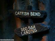 Catfish bend-disneyland