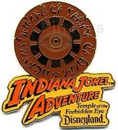 DLR - Indiana Jones Adventure (Temple of the Forbidden Eye)