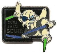 General Grievous Stitch Pin
