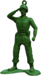 Green Army Men KHIII