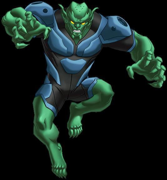 Green Goblin Disney Wiki Fandom Powered By Wikia