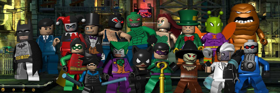 Image - Lego-batman-the-videogame-characters (1).jpg | Disney Wiki ...