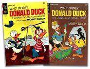 Moby Duck comics