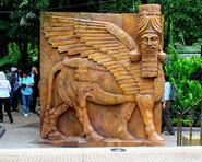 Mystic Point Lamassu