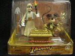 Raiders of the Lost Ark - Mickey as Indiana Jones & Goofy as Sallah