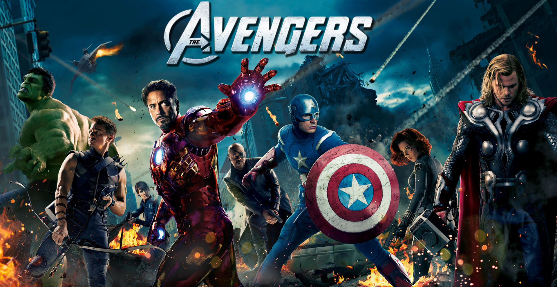 Image result for the avengers horizontal  poster