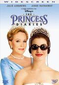 The Princess Diaries DVD Widescreen