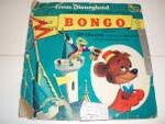 Walt Disney's Bongo Disneyland Records 1955