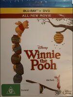 Winnie the Pooh 2011 AUS Blu Ray