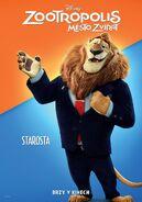 Zootopia Lionheart poster