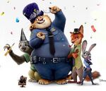 Zootopia New Year