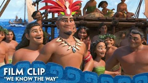 """We Know The Way"" Clip - Moana"
