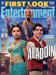Aladdin Entertainment Weekly Cover 2016 Magazine