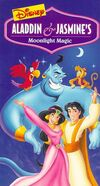 Aladdin and jasmines moonlight magic