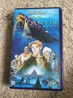 Atlantis The Lost Empire (2002 UK VHS)