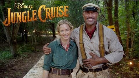 Disney's Jungle Cruise - Now In Production
