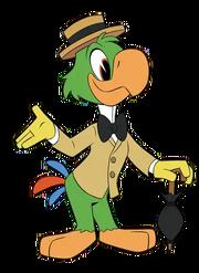DuckTales 2017 Jose Carioca-0