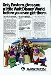 Eastern airlines wdw ad 1981