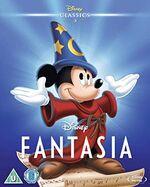 Fantasia (2014 UK Blu Ray)