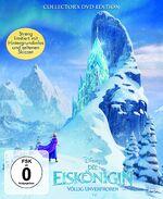 Frozen 2015 Germany DVD