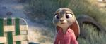 Judy sedih setelah Nick tidak mau membantu dia