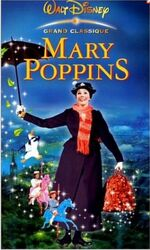 Mary Poppins 2002 France VHS