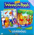Pooh Learning Volume 1 Laserdisc