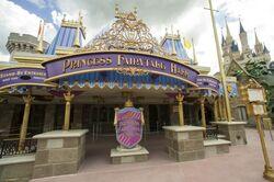 Princess Fairytale Hall complete