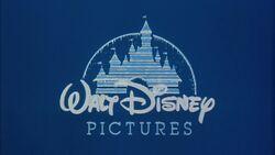 Snow Dogs - Disney logo