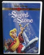 SwordInTheStone GoldCollection DVD