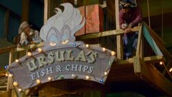 Ursula Fish & Chips