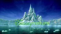 Disneynature iceberg castle