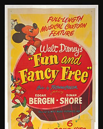 ファン・アンド・ファンシー・フリー | Disney Wiki | Fandom
