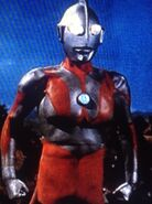 Ultraman as itself