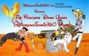 The Rescuers Down Under (DisneyandSanrio360 Style)
