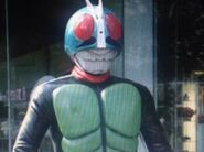 Kamen Rider as itself