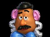 أستاذ بطاطس