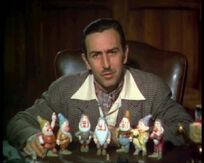 Walt Disney and the Seven Dwarfs